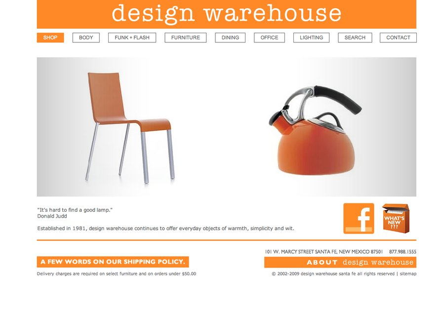 A great web design by Trafficdeveloper, Santa Fe, NM: