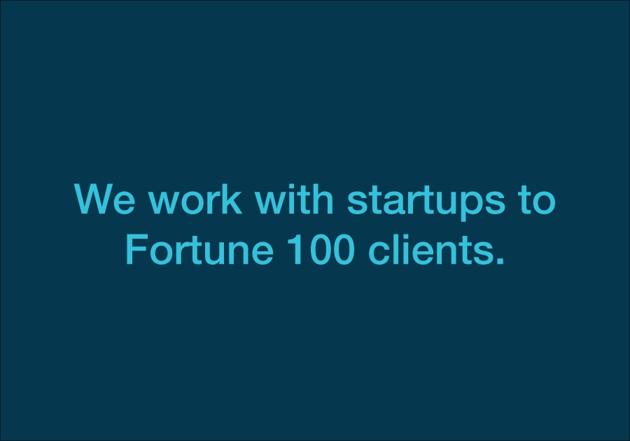 A great web design by Bottega8, Seattle, WA: