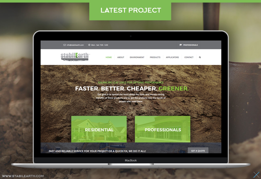 A great web design by GrafXPro, Dallas, TX: Responsive Website, Marketing Website , Chemical , Wordpress