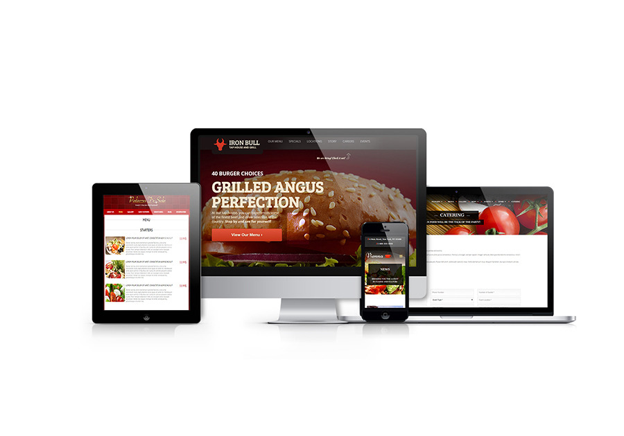 A great web design by CIVVA Web Development, New York, NY: