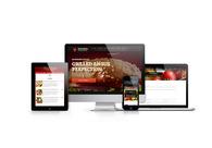 A great web design by CIVVA Web Development, New York, NY: