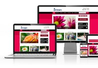 A great web design by Third River Marketing LLC, Salem, OR: Service