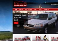 A great web design by NIPA PRO, Chicago, IL: Responsive Website, Marketing Website , Transportation , Wordpress
