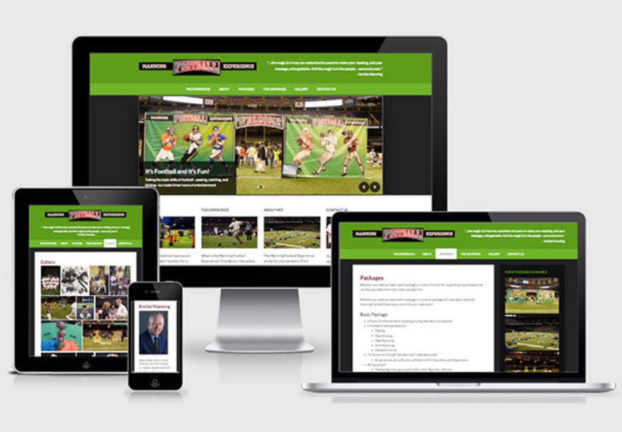 A great web design by Down River Design, New Orleans, LA: Website, Marketing Website , Service , Wordpress