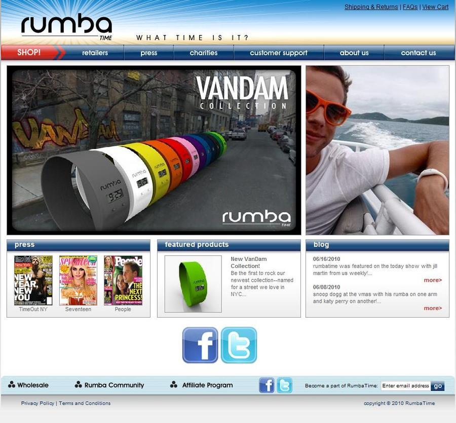 A great web design by ACAP, Fort Lauderdale, FL: Responsive Website, E-Commerce , Retail , Magento