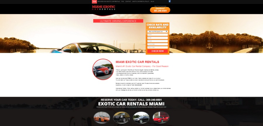 A great web design by ACAP, Fort Lauderdale, FL: Responsive Website, Web Application , Other, Wordpress