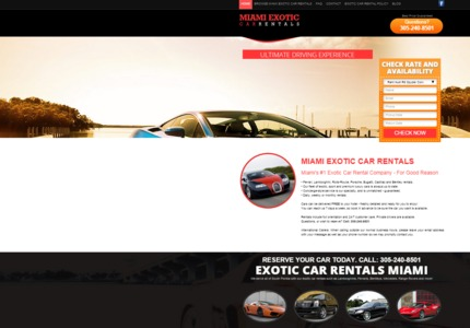 A great web design by ACAP, Fort Lauderdale, FL: Responsive Website, Web Application , Other, Wordpress