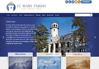 A great web design by BiznessQuest.com, Sacramento, CA: Responsive Website, Non Profit , Drupal