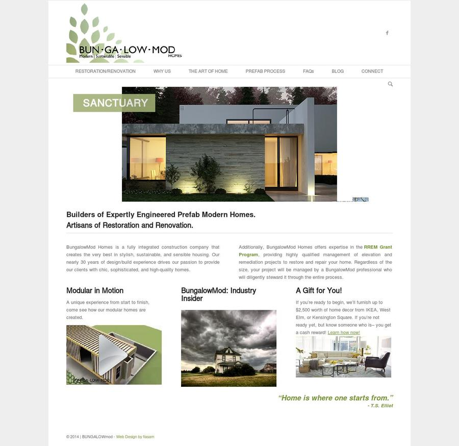 A great web design by fiasam Solution, Islamabad, Pakistan: Other, Marketing Website , Real Estate , Wordpress