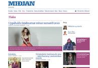 A great web design by Vefstofan, Reykjavik, Iceland: