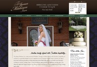 A great web design by Madison Studios, Athens, GA: