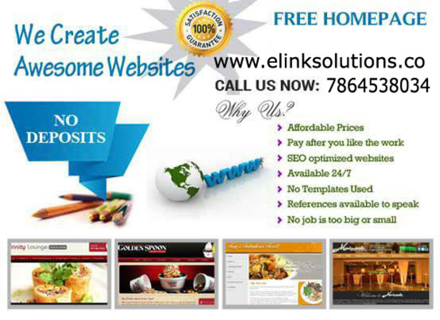 A great web design by elinksolutions.co, New York, NY: Website