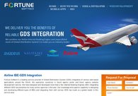 A great web design by Fortune Softtech, New York, NY: