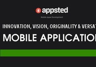 A great web design by Appsted Ltd, New York, NY: