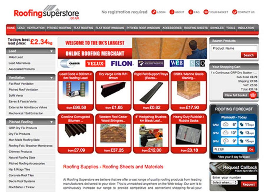 A great web design by DV8 Media, Plymouth, United Kingdom: