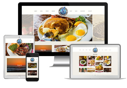 A great web design by Sleepless Media, San Francisco, CA: Responsive Website, Marketing Website , Food & Beverage , PHP