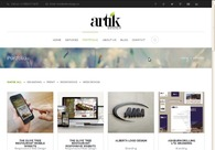 A great web design by Artik Design, Edmonton, Canada: