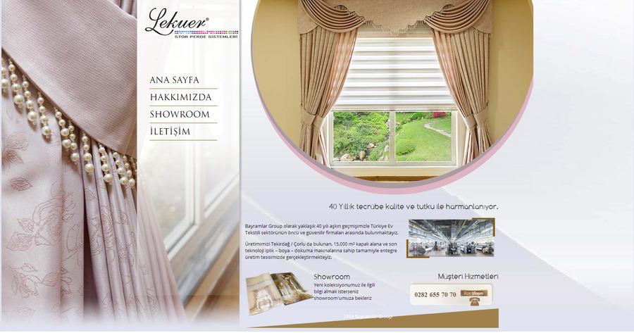 A great web design by Doruk Web Tasarim, Tekirdag, Turkey: Website, Marketing Website , Technology , PHP