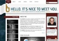 A great web design by Brett Terpstra, Winona, MN: