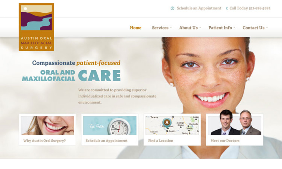 A great web design by GLIDE, Austin, TX: Website, Marketing Website , Health & Beauty , Wordpress