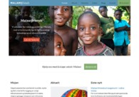 A great web design by Origo Web Design, Aarhus, Denmark: