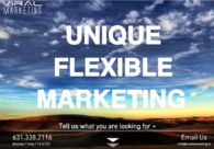 A great web design by Viral Marketing, New York, NY: Website, Marketing , Other