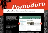 A great web design by Studio Pomodoro, Eindhoven, Netherlands: