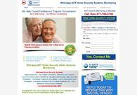 A great web design by winnipeghomesecuritysystems.com, Atlanta, GA: Portfolio