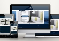 A great web design by Ateljé Gröna Grodan, Stockholm, Sweden: Responsive Website, Construction
