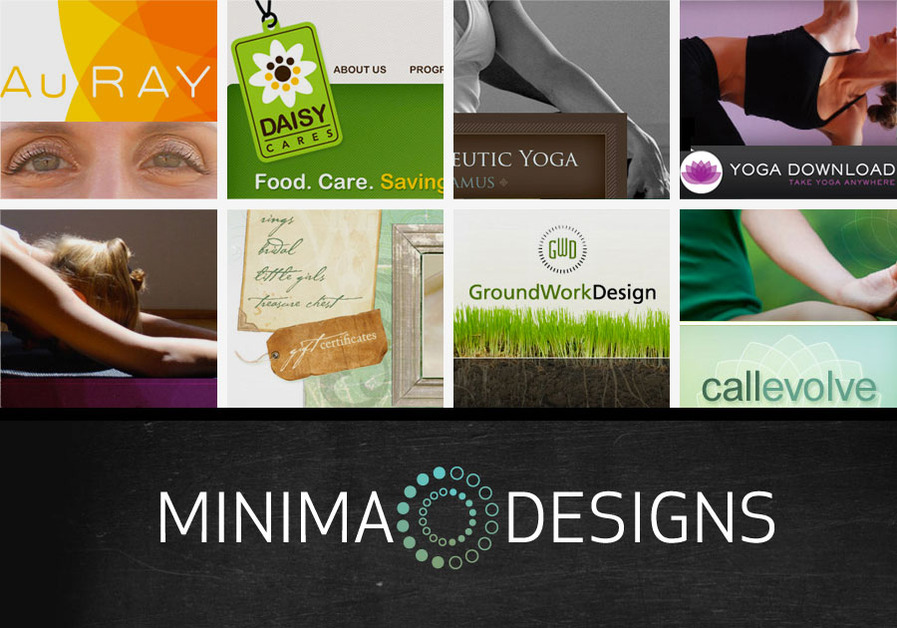 A great web design by Minima Designs, Washington DC, DC: