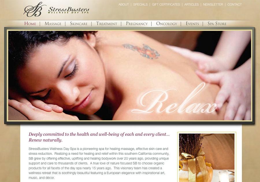 A great web design by Atomic Blue Web Design, Orange County, CA: Website, Marketing Website , Service , Wordpress