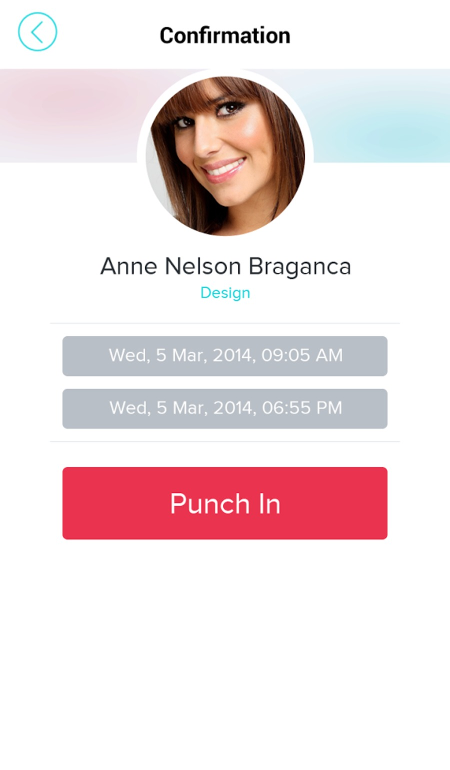A great web design by ittendance, San Francisco, CA: Mobile App , Technology , iOS (Objective-C)