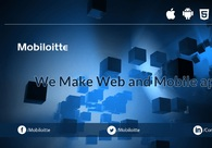 A great web design by Mobiloitte, Boston, MA: Mobile App , Marketing Website , Service
