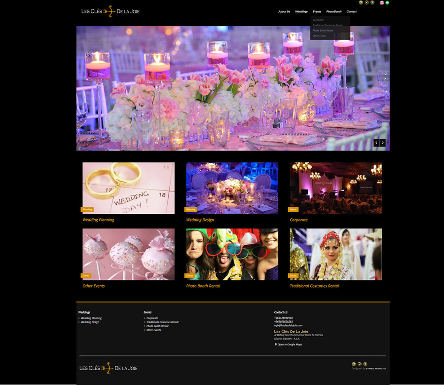 A great web design by KARRGA AGENCY, istanbul, Turkey: Mobile Website, Portfolio , Entertainment , PHP