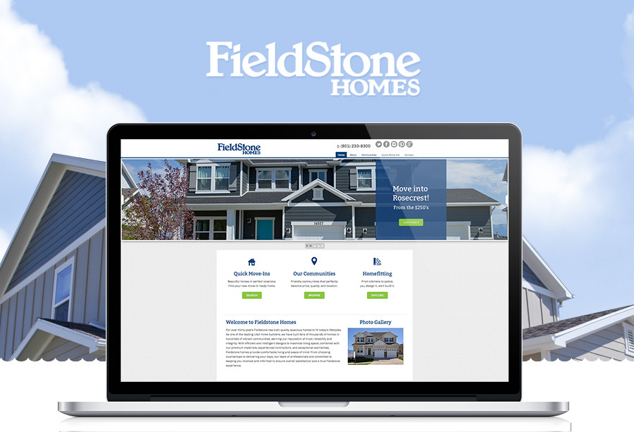 A great web design by Steven Kiger Marketing, Salt Lake City, UT: Responsive Website, Marketing Website , Real Estate , Wordpress