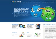 A great web design by Fortune Innovations Sydney, Sydney, Australia: