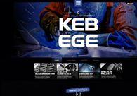 A great web design by Berweb, Budweis, Czech Republic: Responsive Website, Marketing Website , Construction , Django