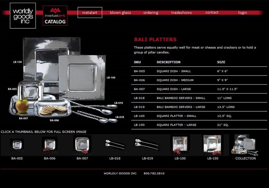 A great web design by STEVIOS, Inc., Charlotte, NC: