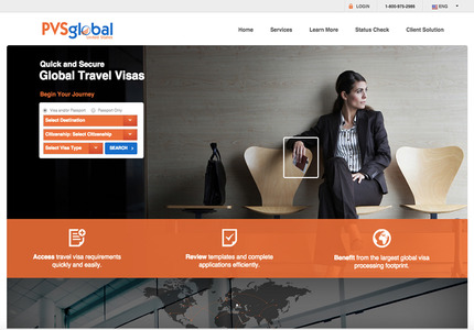A great web design by Mediacorpus Studio, Boston, MA: Responsive Website, Web Application , Travel , PHP