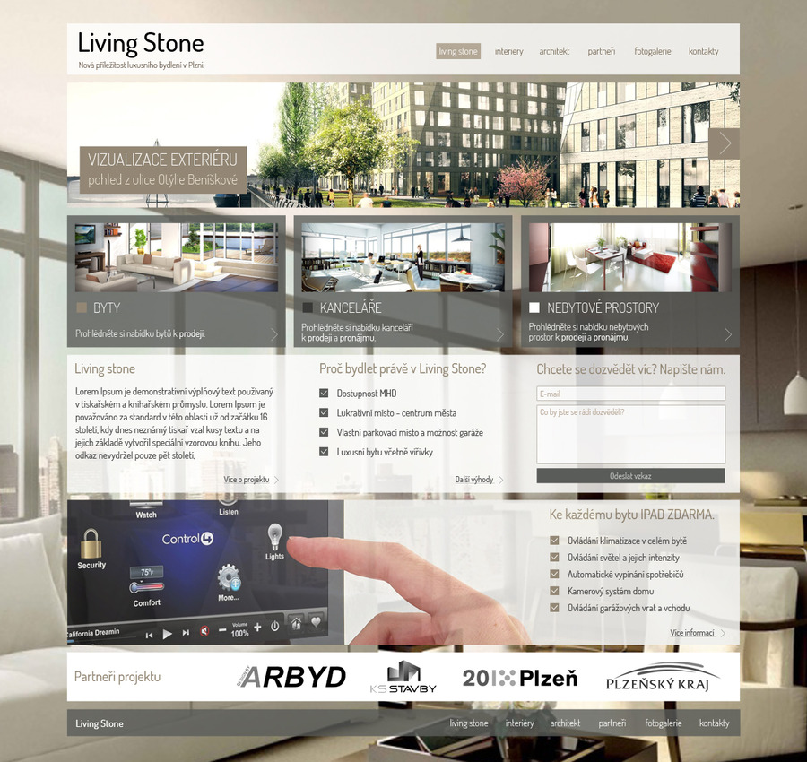A great web design by Viva la Design, Copenhagen, Denmark: Website, Web Application , Service , Static HTML