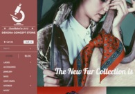A great web design by House of Highness & Co., Sofia, Bulgaria: Responsive Website, E-Commerce , Fashion , Other