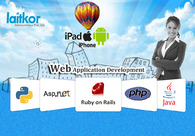 A great web design by PHP Development Company- Laitkor Infosolutions, Cupertino, CA: