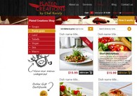 A great web design by Ukietech, Chicago, IL: Website, E-Commerce , Food & Beverage , PHP