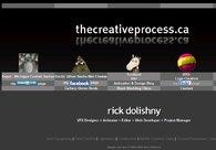 A great web design by Rick Dolishny:
