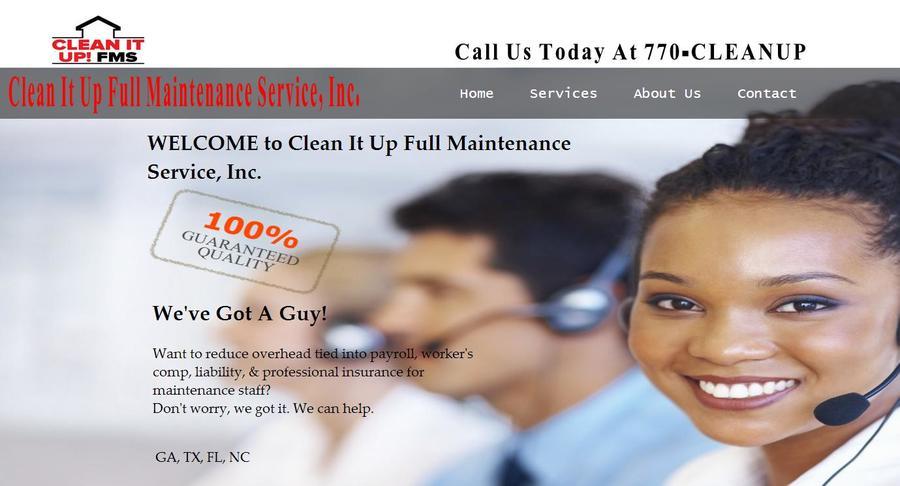 A great web design by Elite Web Design $50 Websites, Atlanta, GA: