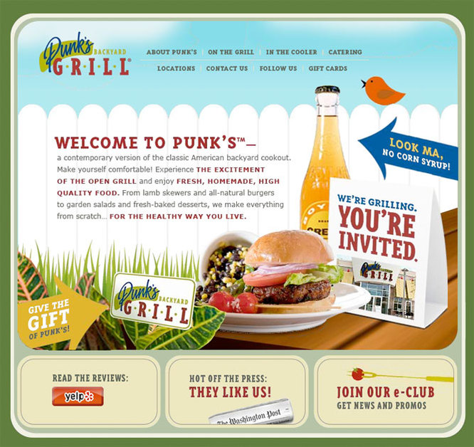 A great web design by Transit ID, LLC, Portland, ME: