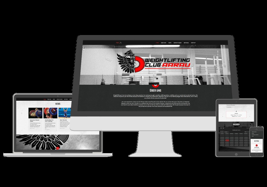 A great web design by Weeboo, London, United Kingdom: Website, Marketing Website , Sports & Fitness , Wordpress