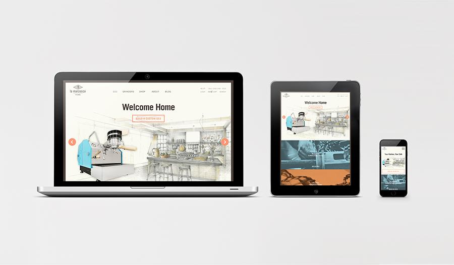 A great web design by States of Matter, Seattle, WA: