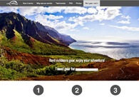 A great web design by James the Freelancer, San Francisco, CA: