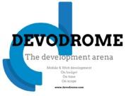A great web design by Devodrome, Bucharest, Romania: